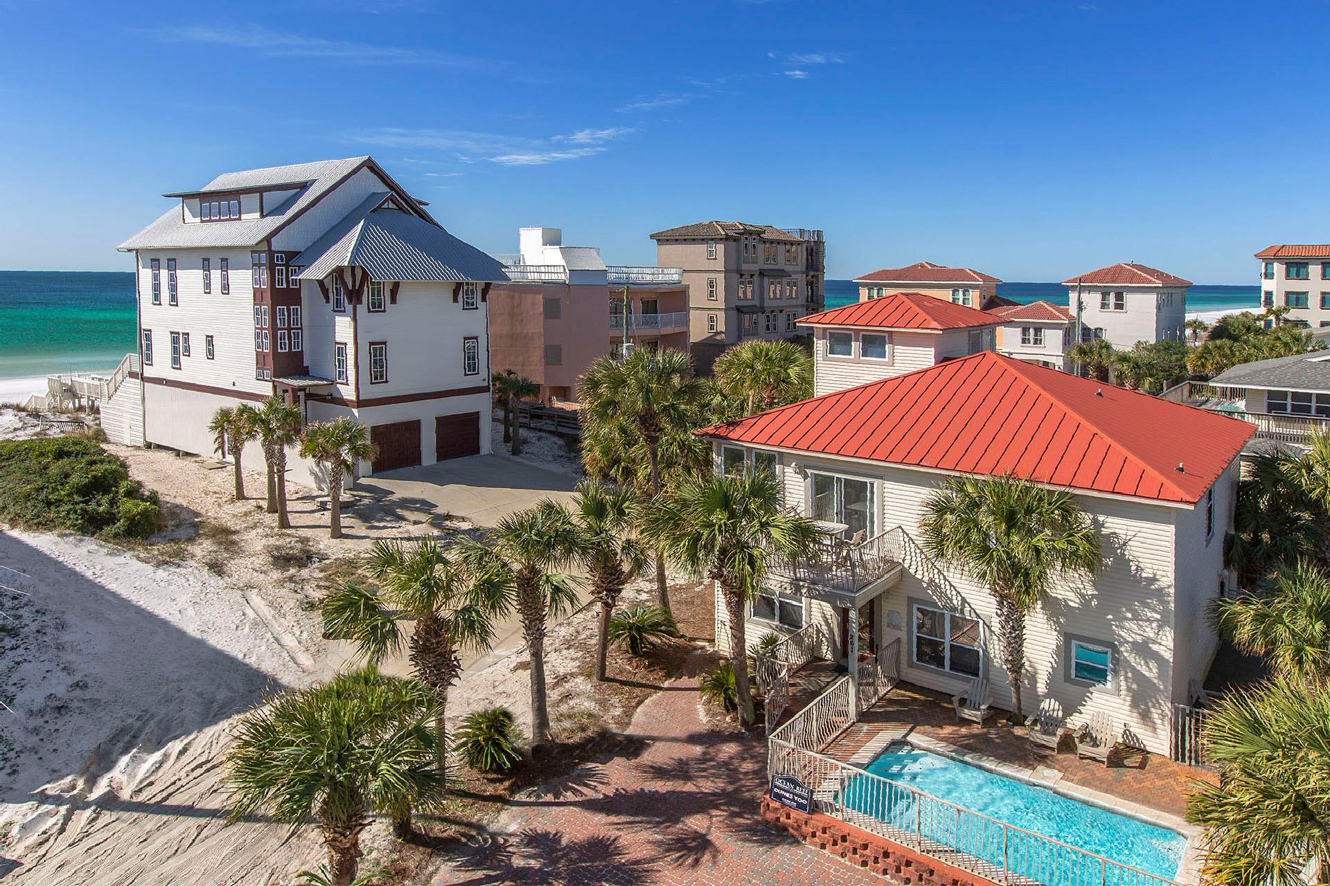 MLS# 870270 261 Open Gulf Street Miramar Beach, FL